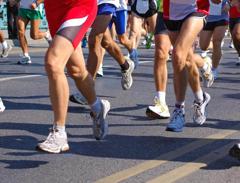 Marathonlopers: veel AGEs in hun bloed!