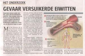 Op 7 juni jongstleden publiceerde de Telegraaf over het onderzoek van Oudegeest